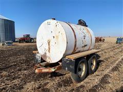 500-Gallon T/A Fuel Trailer
