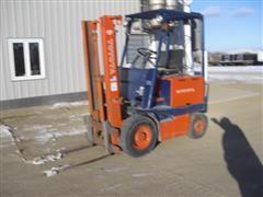 Toyota FBA20 Battery Powered Forklift (INOPERABLE)