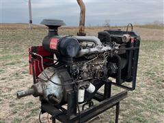 Isuzu A 6BG1 6 Cyl Diesel Power Unit