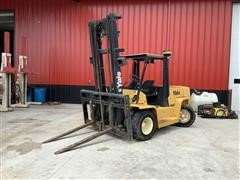 Yale GDP155CANPBV127 Inoperable Forklift