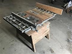 "Craftsman 10"" Contractors Table Saw"