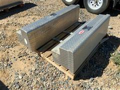 RKI Aluminum Toolboxes