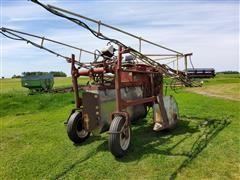 Hagie 437 Hi-Tractor Sprayer
