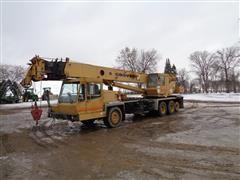 1995 Grove TMS-635 Hydraulic Truck Crane