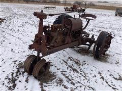 1937 Farmall F-12 2WD Tractor (For Parts)