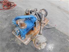 Baldor Vacuum Pump