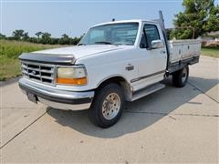 1995 Ford F250 2WD Service Truck