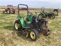 """John Deere 4200 2wd Tractor w/ 60"""" Deck (Inoperable)"""