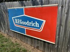 BF Goodrich Sign
