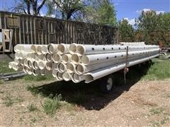 """8"""" Poly Gated Pipe"""
