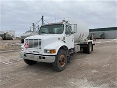 2001 International 4900 Propane Truck