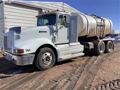 1994 International Eagle 9400 T/A Water Tender Truck