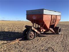 E-Z Trail Flow Gravity Bed Harvest Wagon