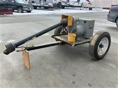 Winco 25PTOC-3/I 25 KW Tractor-Driven PTO Generator