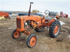 Allis-Chalmers B 2WD Tractor (INOPERABLE)