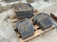 Case IH Front Tractor Weights