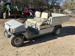 1996 Club Car Carry-All 2 Gasoline Utility Vehicle
