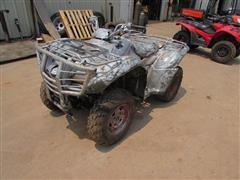2012 Honda Rancher TRX 420FM 4x4 ATV