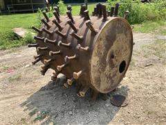 Sheepsfoot Roller Drum