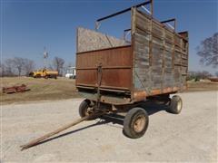 Calhoun 10-Ton Dump Wagon