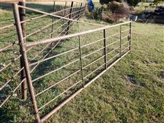 """2"""" Pipe Gate"""