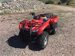 2007 Honda 420 Rancher ATV