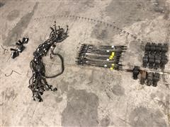 John Deere Row Harness, Cable Drives & Gear Boxes