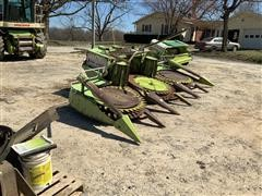 2000 CLAAS RU450 Rotary Corn Head