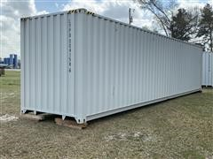 2020 40' X 8' Shipping Container