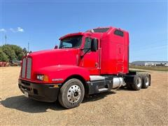 2006 Kenworth T600 T/A Truck Tractor