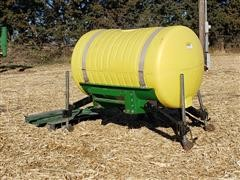 Agri-Products Tractor Front Mount Liquid Poly Tanks