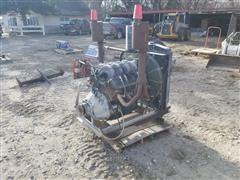 General Motors Skid Mtd LPG Irrigation Power Unit