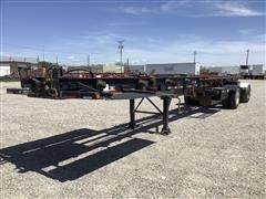1993 Clement-Braswell 48' T/A Roll Off Trailer
