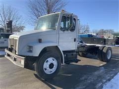 2001 Freightliner FL70 S/A Cab & Chassis