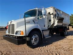 2004 Kenworth T300 S/A Feed Truck