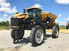 2017 RoGator Self-Propelled Dry Fertilizer Spreader