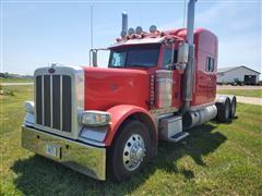 2017 Peterbilt 389 T/A Truck Tractor