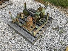 Crown 19CP PTO Driven Pump & Air Compressor