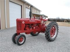 1941 McCormick Farmall M 2WD Row-Crop Tractor