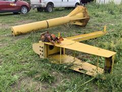 Ingersoll Rand 1-Ton Industrial Jib Crane