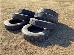 Bridgestone M726 11R24.5 Truck Tires