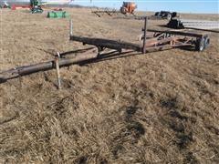 Shop Built Irrigation Pipe Trailer