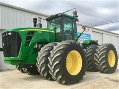 2009 John Deere 9430 4WD Tractor