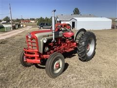 1958 Ford 851 Powermaster 2WD Tractor