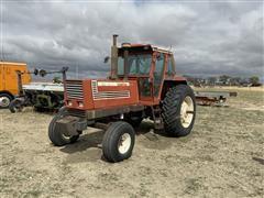 Hesston 160-90 2WD Tractor