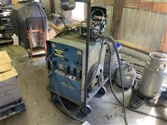 Hobart MC-300 Micro-wire 300 Amp Wire Feed MiG Welder & Tools