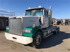 2014 Western Star 4900FA T/A Day Cab Truck Tractor