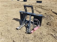 2020 Industrias America Post/Tree Puller Skid Steer Attachment