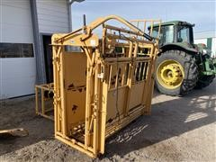 For-Most Hyd Tilting Squeeze Chute