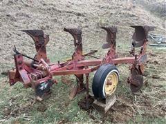 Massey Ferguson 4-Bottom Plow